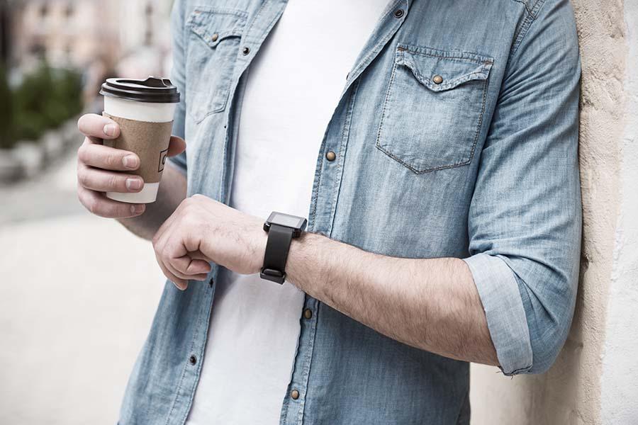Bedste smartwatch til mænd