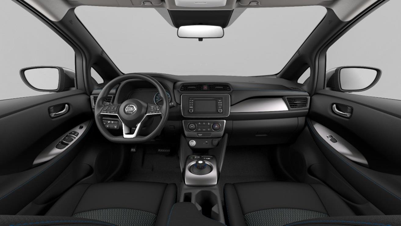 Nissan elbil
