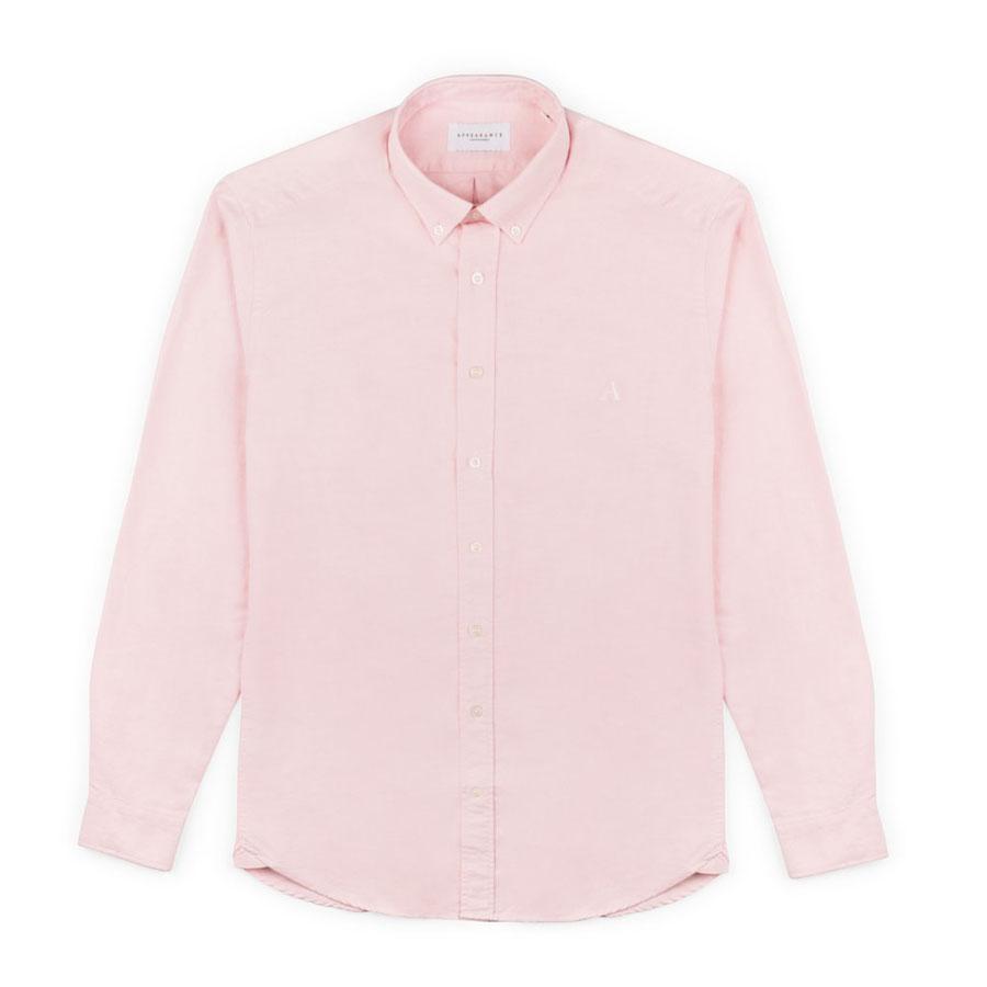Appearance herreskjorte i lyserød