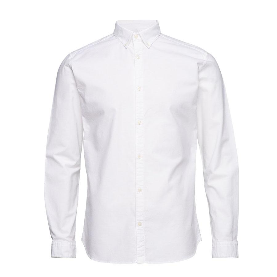Hvid skjorte fra Jack & Jones