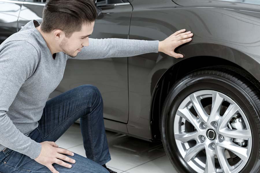 Tjekliste til at gennemgå din bil