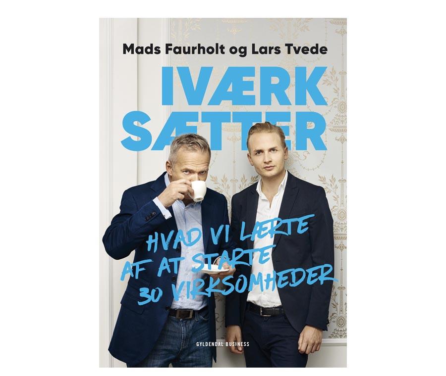 Iværksætter bog