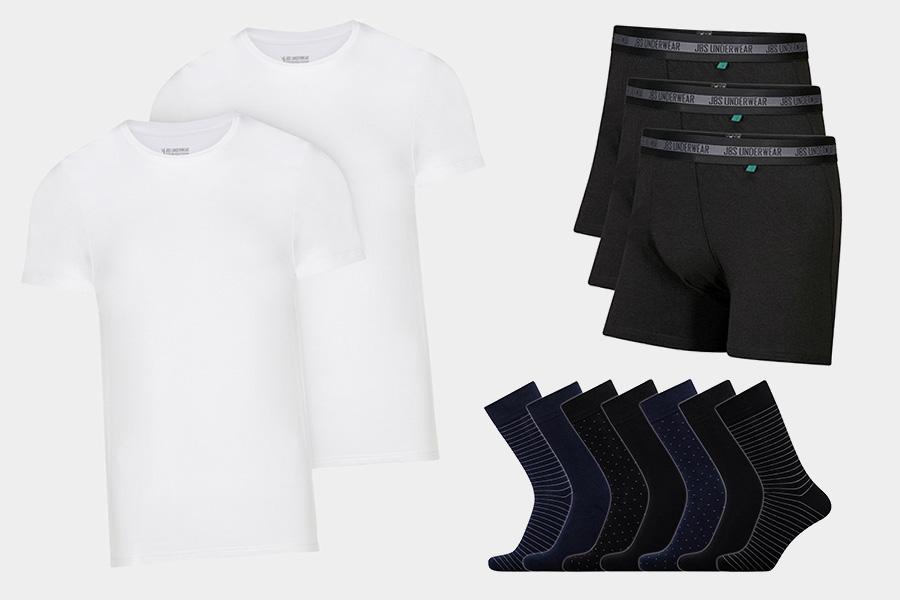 Bambus tøj til mænd