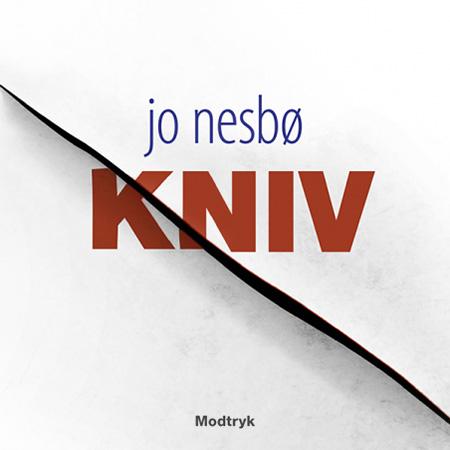 Jo Nesbø kniv lydbog