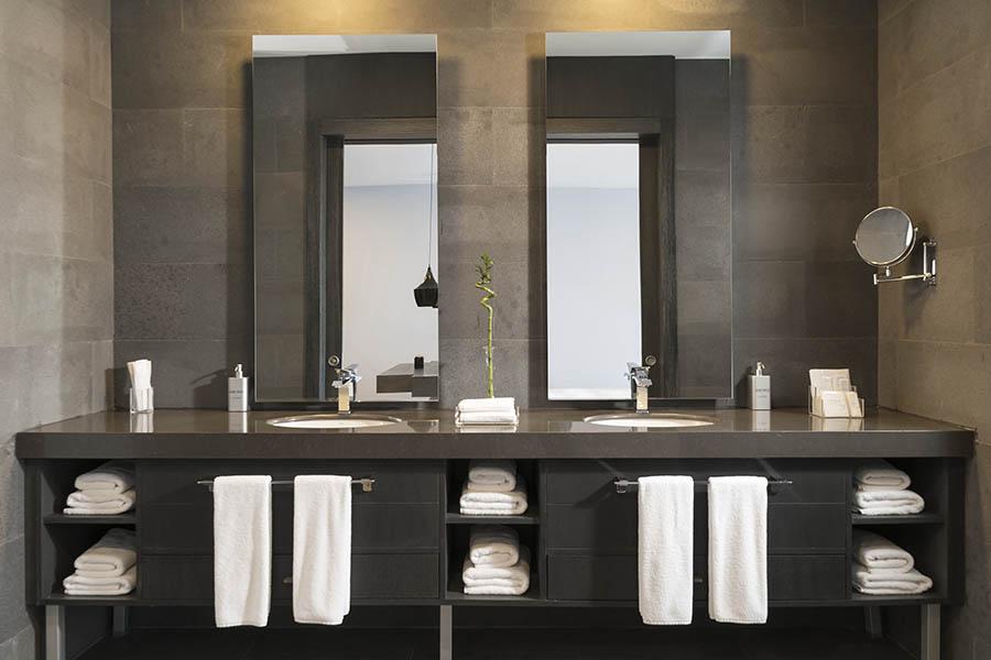 ting til badeværelset