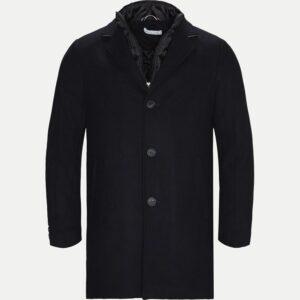 Allan Clark Regular frakke - Blå