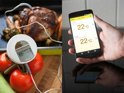 Bluetooth trådløst Stegetermometer