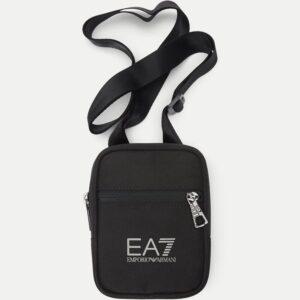 EA7 skuldertaske til mænd (sort)