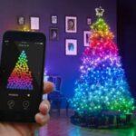 Fjernstyret og Appstyret Juletræsbelysning fra Twinkly Strings