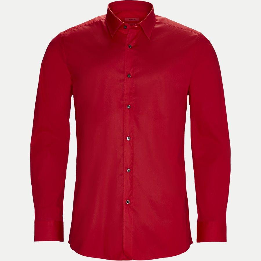 Hugo Boss Elisha – Rød skjorte