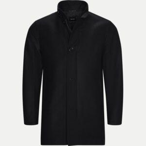 Hugo Boss Regular - Camron2 frakke (sort)