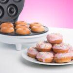 Kitchpro mini donut maker maskine