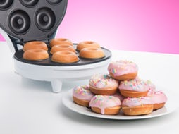 Kitchpro mini donut maker maskine