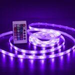 LED-Bånd med fjernbetjening