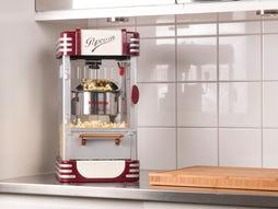 Popcornmaskine til hjemmet