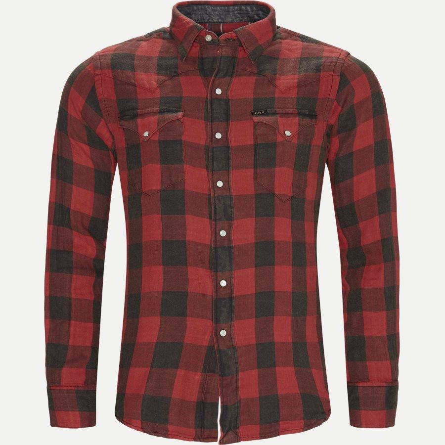 Ralph Lauren Cotton Skjorte