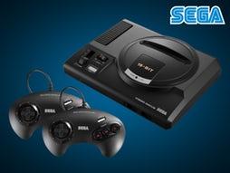 Sega Mega Drive Mini Spilkonsol