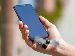 Spralla Miniventilator til mobilen