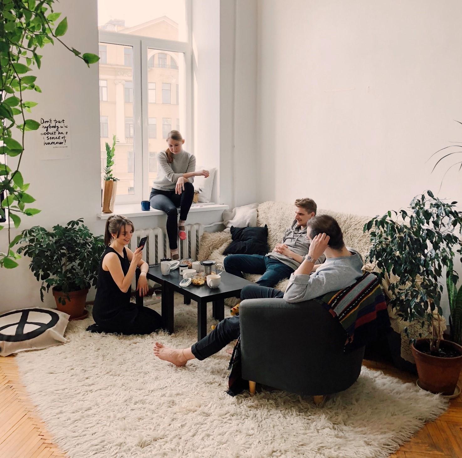 Inspiration til din 1-værelses-lejlighed – udnyt din plads bedst muligt