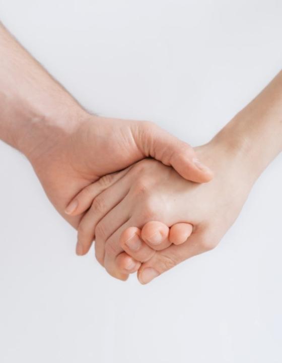 Få hjælp til at styrke jeres parforhold